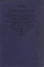 The Children's Encyclopedia Volume 10 by…