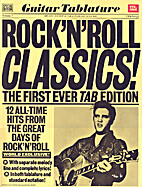 Rock 'n' roll classics: The first ever tab…