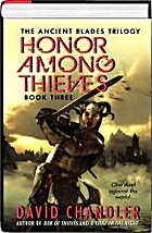 Honor Among Thieves (Ancient Blades Trilogy,…