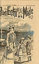Le Petit Echo de la Mode, Issue 26, June 29,…