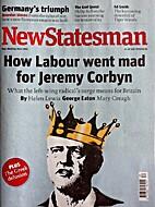 New Statesman, 30 July 2015