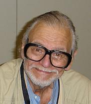 Author photo. George A. Romero. Photo by Michael Coté.