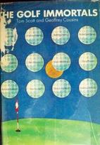 The Golf Immortals by Tom Scott