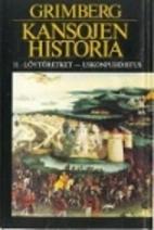 Menneskenes liv og historie, bind 11:…