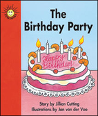 The Birthday Party (Sunshine/946) by Jillian…