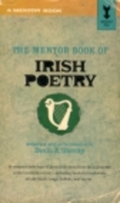The Mentor Book of Irish Poetry by Devin A.…