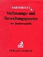 Verfassungs- und Verwaltungsgesetze 2.…
