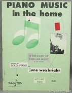 Piano Music in the Home a Treasury of…