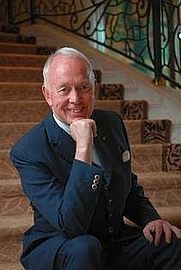 Author photo. Tony Buzan