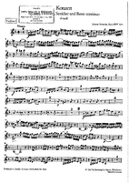 Bach: Concerto in D Minor: Two Violins and…