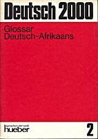 Deutsch 2000: Band 2, Glossar…