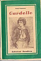Cardello: Racconto, illustrato da g. G.…