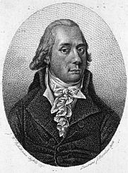 Author photo. Johann Friedrich Blumenbach, engraved by Laurens 1704, from artwork by J.W. Kobolt, 1793. Wikimedia Commons.