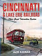 Cincinnati & Lake Erie Railroad : Ohio's…