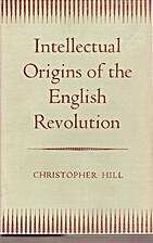 Intellectual Origins of the English…