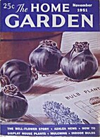 The Home Garden Volume 18 Number 05 1951…