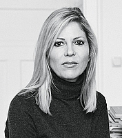 Author photo. Eva Gesine Baur