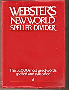 Webster New World Speller by Webster