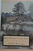 Billy Watson's Croker Sack by Franklin…
