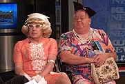 Author photo. Jaston Williams (left) and Joe Sears as Vera Carp and Pearl Burras. Photo by <a href=&quot;http://en.wikipedia.org/wiki/User:Philkon&quot; rel=&quot;nofollow&quot; target=&quot;_top&quot;>Phil Konstantin</a>