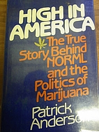 High in America by Patrick Anderson