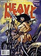 Heavy Metal Magazine November 1999 by Kevin…