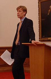 Author photo. Simon Hornblower