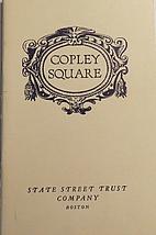 Copley Square a Brief Description of Its…