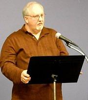 Author photo. Weldon Burge
