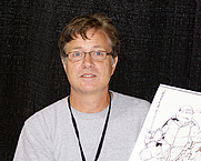 "Author photo. Bo Hampton. Photo by ""5 of 7"" on flickr."