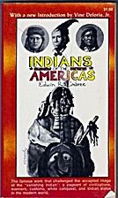Indians of the Americas by Edwin R. Embree