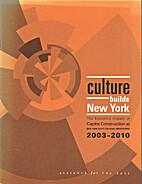 Culture Builds New York : The Economic…