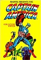 Marvel Presents the CAPTAIN AMERICA…