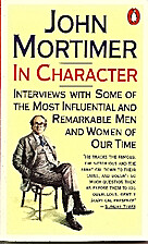 In Character by John Mortimer