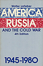 America, Russia and the Cold War, 1945-80…