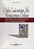Ordo Laicorum Ab Monacorum Ordine. Los…