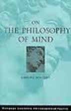 Philosophy and the Mind by Jenny Teichman