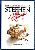 Stephen, A Profile in Courage (With Study…