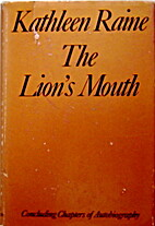 The lion's mouth : concluding chapters…