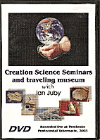 Creation Science Seminars and Traveling…