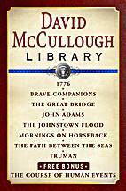 David McCullough Library E-book Box Set:…