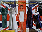 Princess Diana Mix and Match Magnetic Doll…