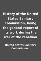 History of the United States Sanitary…