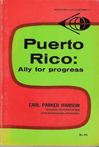 Puerto Rico: Ally for Progress by Earl…