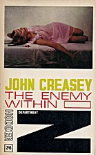 The Enemy Within by John Creasey