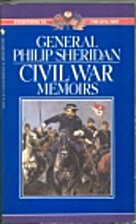 Civil War Memoirs by Philip Henry Sheridan