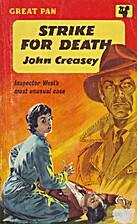 The killing strike by John Creasey