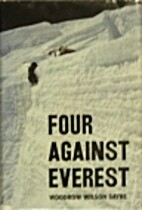 Four Against Everest by Woodrow Wilson Sayre