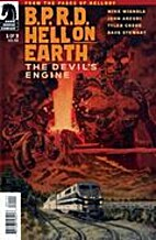 B.P.R.D. Hell on Earth: The Devil's Engine…