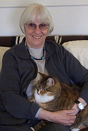 Author photo. Marijane Meaker